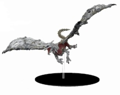 D&D Icons Of The Realms Rage Of Demons White Dracolich